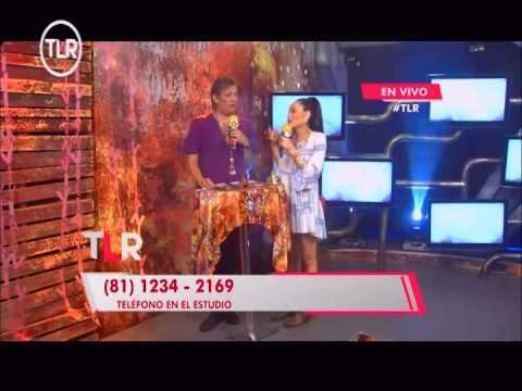 Vivian Cepeda en Teleritmo en vivo programa del 15/03/16 parte 1/2