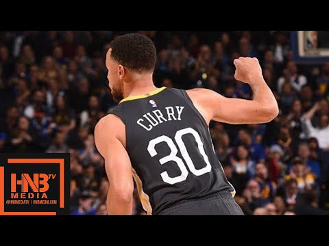 Golden State Warriors vs LA Clippers Full Game Highlights / Feb 22 / 2017-18 NBA Season