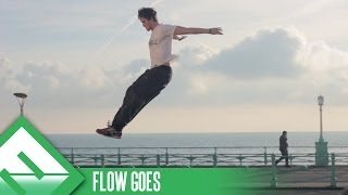 UK Tour - Brighton - Sunset City | Flow Goes (ep.25)