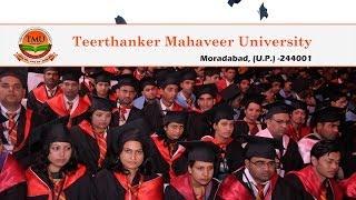 My visit at Moradabad, Teerthanker Mahaveer University, TMU,Moradabad, Uttar Pradesh