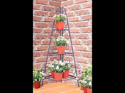 Beautiful stands for indoor plants...gardening