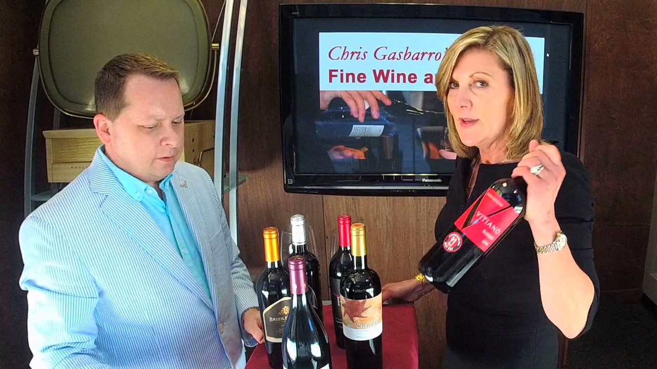Sandy Gasbarro, Chris Gasbarro's Fine Wine & Spirits