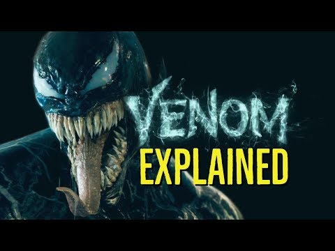 VENOM (SYMBIOTE Explained)