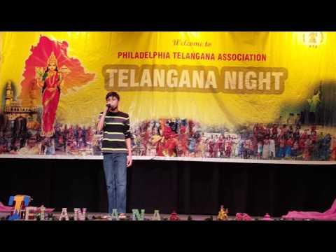 Aditya Gunturi PTA 2016 Sivuni Aana