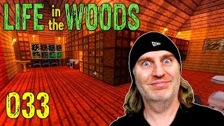 Minecraft [033] [Ohne Fleiß kein Gneis] [Life in the Woods] Deutsch German thumbnail