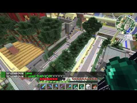 SWChris Plays... - Minecraft Ep. 17: Chicken Head Bridge