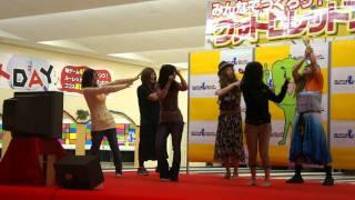 2011年8月28日 クァトロブーム鹿島アミューズメント レッドステージイベ...