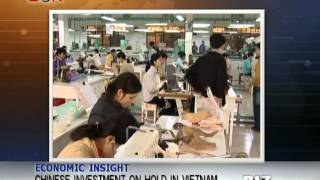 Chinese investment on hold in Vietnam - Biz Wire - May 19,2014 - BONTV China