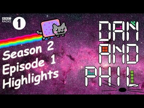 Dan and Phil Season 2 - Episode 1 Extended Highlights