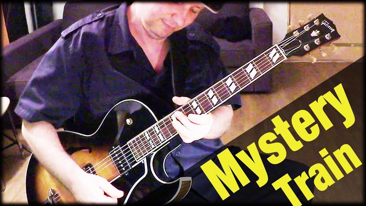 mystery train guitar tab pdf