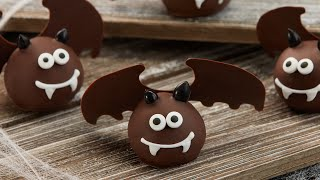HOW TO MAKE BAT TRUFFLES!