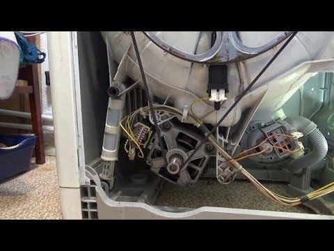 Как заменить амортизаторы в стиральной машине