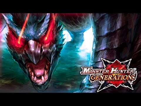 LA QUE NOS ESPERA! | Monster Hunter Generations.