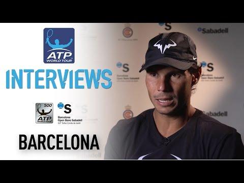 Nadal Praises Chung At Barcelona 2017