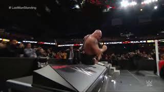 Roman reigns atteck WWE