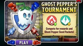 Plants vs. Zombies 2 - BattleZ / Ghost Pepper's (Part.1) | No. #454