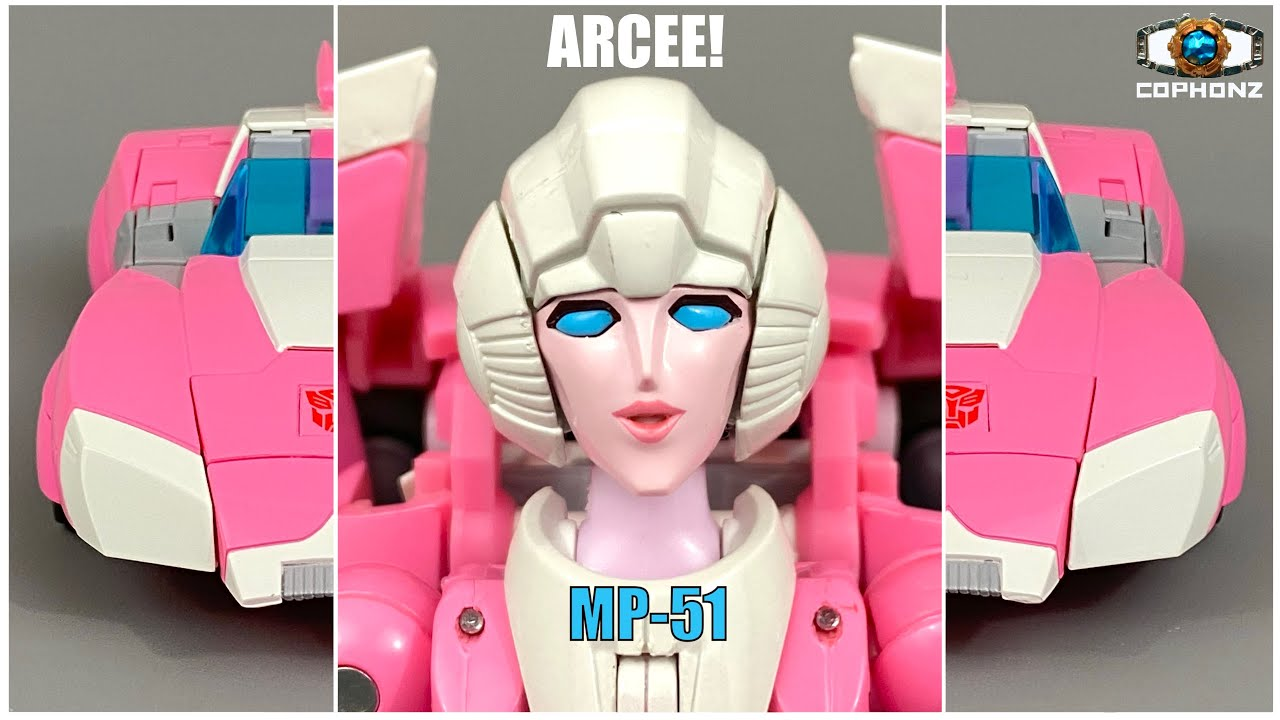 No words review/showcase of MP-51 Arcee by COPHONZ