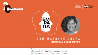 "20 HORAS DE LITERATURA ""Empatia"""