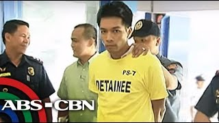 TV Patrol: Pulis na nanutok ng baril at nangikil umano, arestado