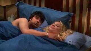 PENNY AND RAJESH SLEEP TOGETHER! [THE BIG BANG THEORY]