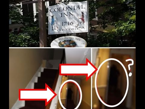 Haunted in Concord Colonial Inn (Concord, Massachusetts)