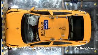 Crash Test - Totally New New 2011 Volvo S60 Video