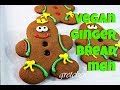 Vegan Gingerbread Dough    Gretchen's Bakery