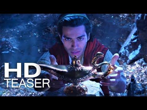 ALADDIN | Teaser Trailer (2019) Legendado HD