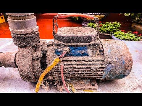 Electric Water Pump Restoration - Restoration Perfectly - Tool Restoration