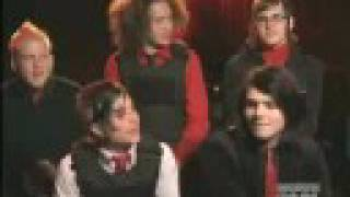 My Chemical Romance - On The Spot - AOL session 2005