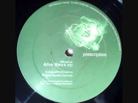 Ron Trent & Anthony Nicholson - Aquarhythmatica