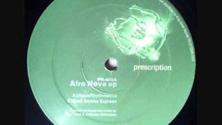Ron Trent & Anthony Nicholson - Aquarhythmatica