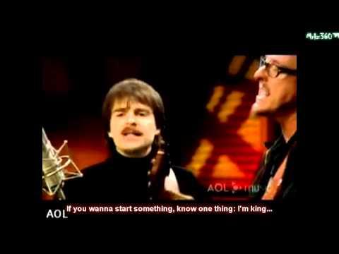 Weezer - King - Live - Lyric