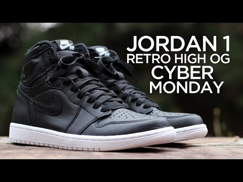 Closer Look: Air Jordan 1 Retro High OG