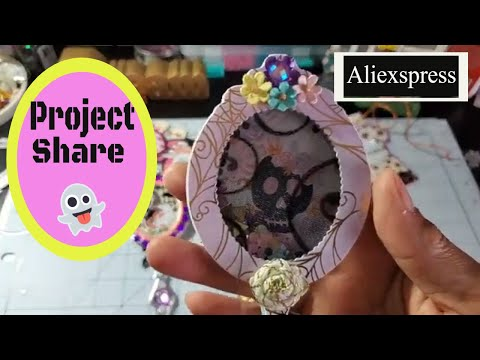 Crafting with Aliexspress Paper Dies