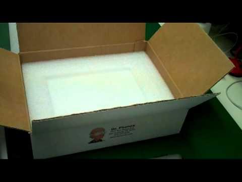 dr phonez ipad shipping box youtube. Black Bedroom Furniture Sets. Home Design Ideas