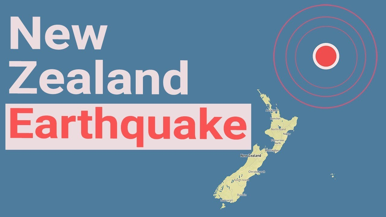 Science behind New Zealand's magnitude 8.1 earthquake