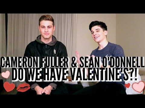 DO WE HAVE VALENTINE'S?!  Cameron Fuller