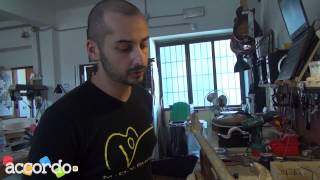 Liuteria Flash - pulire i contatti elettrici