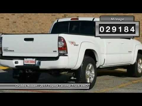 2011 Toyota Tacoma Bedford, Fort Worth, Dallas, Arlington, Hurst TX NU7175