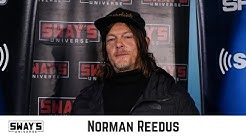 Norman Reedus Talks Walking Dead Season 10 and Hanging with Dave Chappelle | SWAY'S UNIVERSE