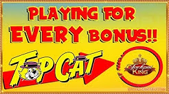 😺 Online Top Cat Challenge & TOP LEVEL JACKPOT KING!!
