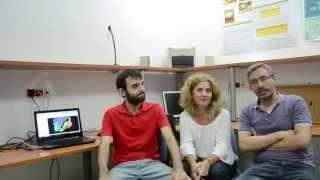 Noche Europea de los Investigadores. Grupo TAIS