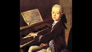 W. A. Mozart - KV 16 - Symphony No. 1 in E flat major