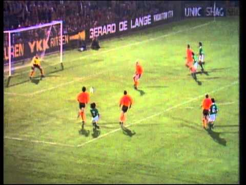 Jimmy Nicholl on Holland 2 - 2 Northern Ireland (1976)