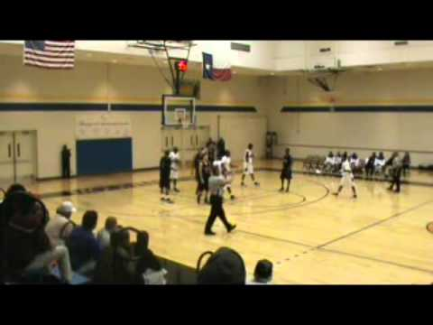 Richland Vs Mountain View College Basketball 2013