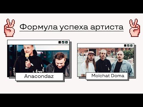 Molchat Doma   Anacondaz   Формула успеха артиста