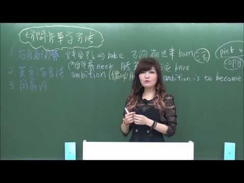 Dr.Betty林薇英文-坊間背單字方法
