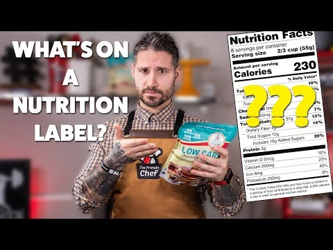 How To Read A Nutrition Label For Diet Success