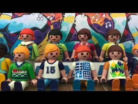 Kinderen voor Kinderen - Fitlala met Markus - Playmobil